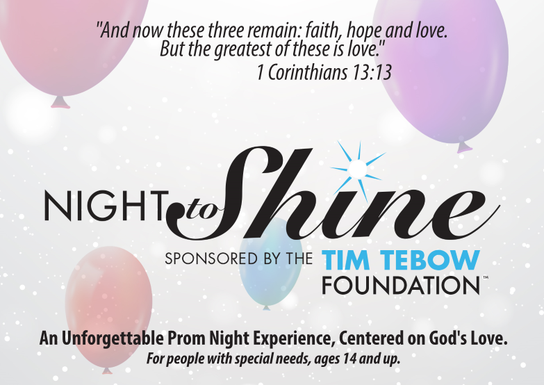2018 Night to Shine Update